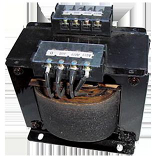 単相複巻変圧器